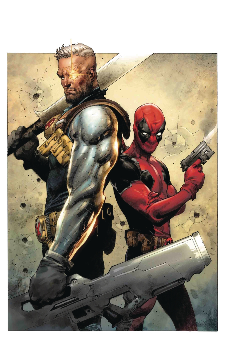 Deadpool #1 (Cover H Jerome Opena)