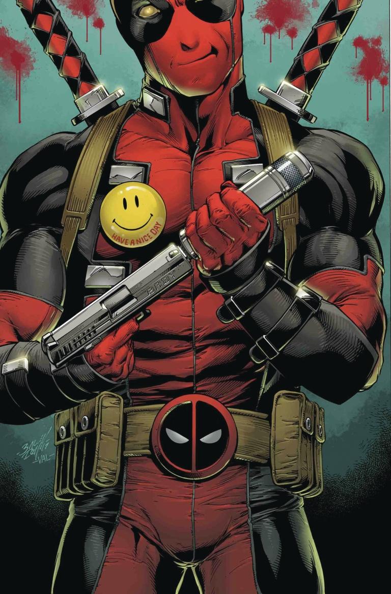 Deadpool Assassin #1 (Cover A Mark Bagley)