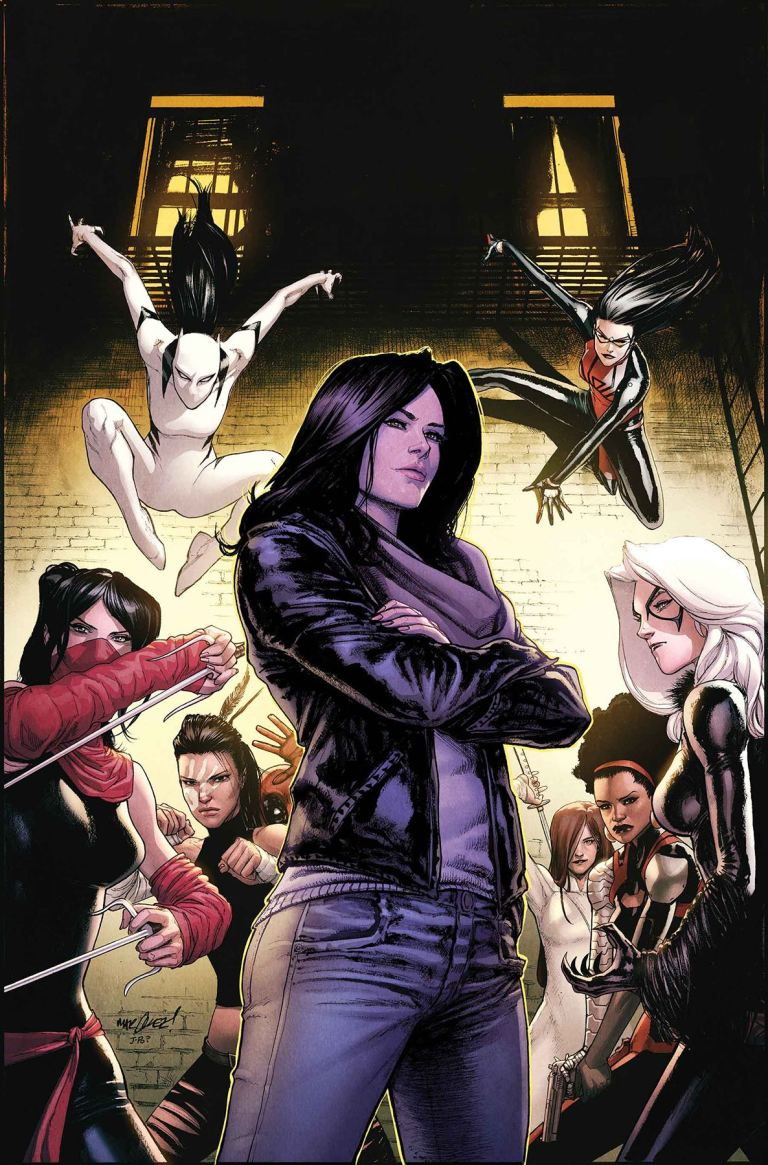 Defenders #9 (David Marquez Cover)