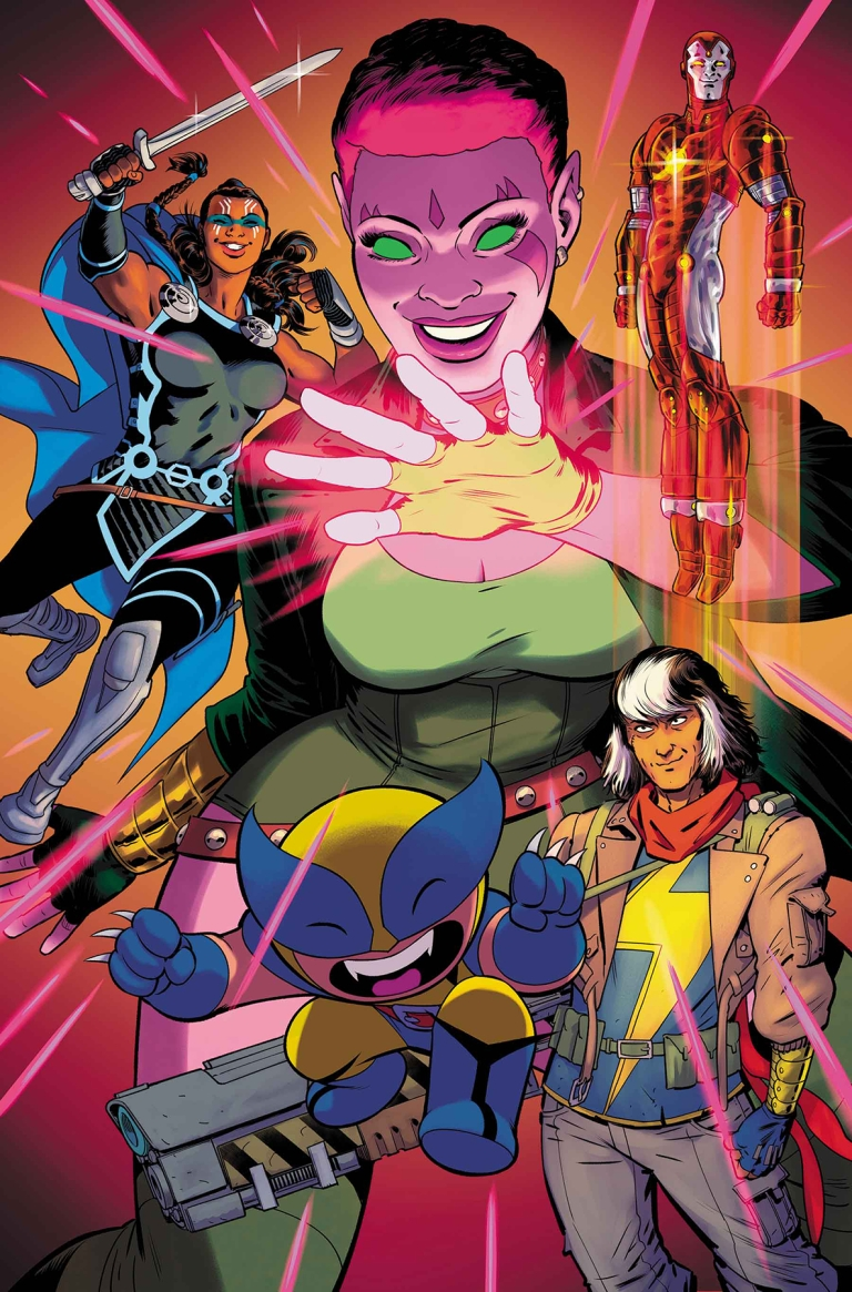 Exiles #1 (Cover B Javier Rodriguez)
