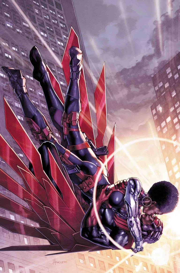 Falcon #6 (Jay Anacleto Cover)