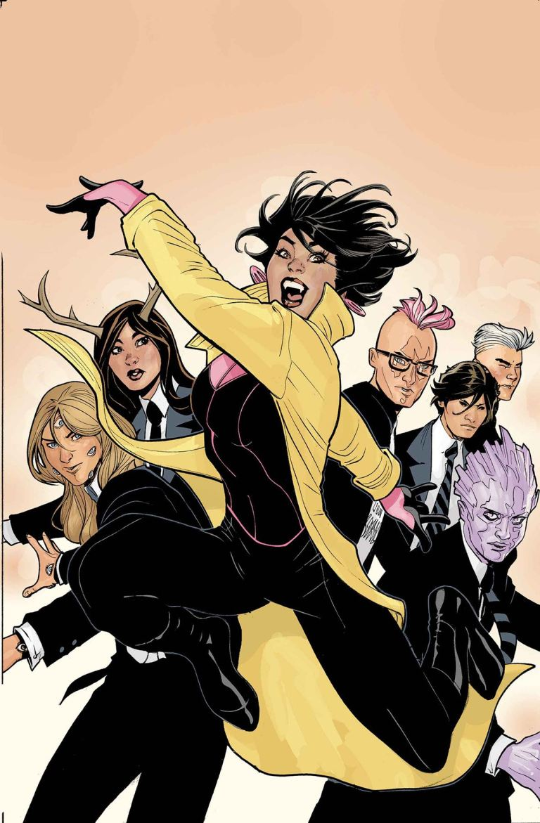 Generation X #87 (Terry Dodson Cover)