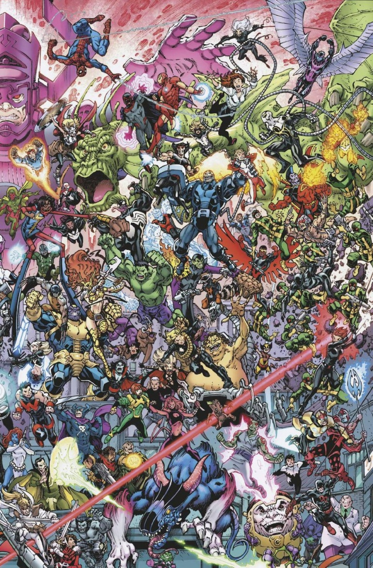 Hunt For Wolverine Adamantium Agenda #1 (Cover C Todd Nauck Connecting Where's Wolverine Variant B)