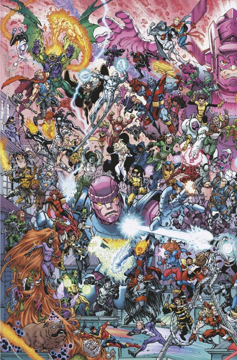 Hunt For Wolverine Weapon Lost #1 (Cover C Todd Nauck Connecting Where's Wolverine Variant A)