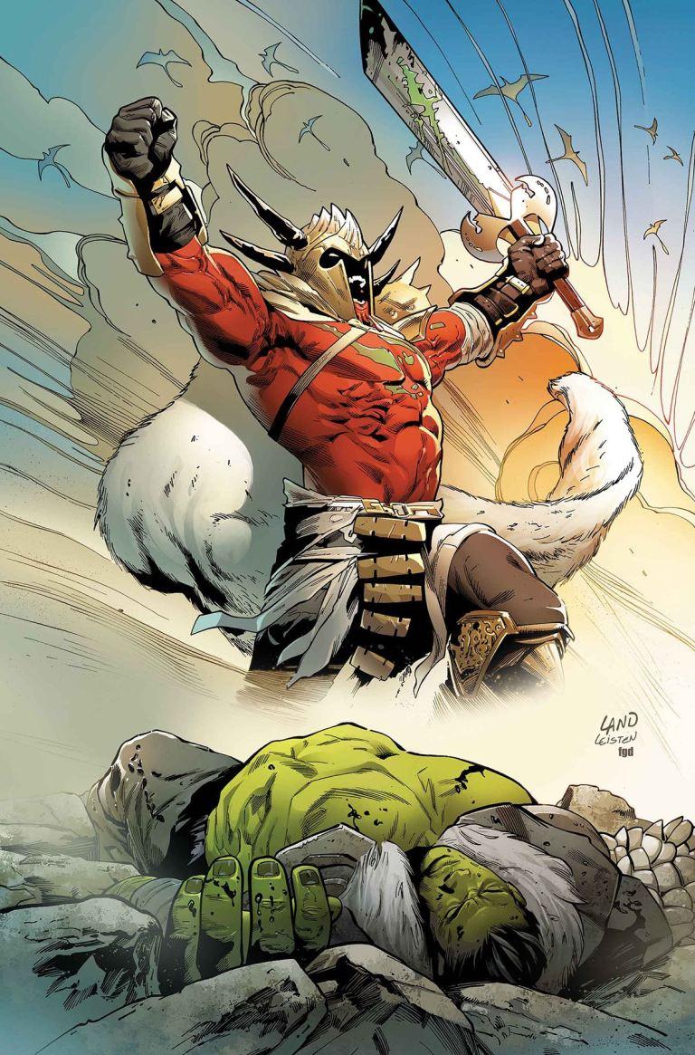 Incredible Hulk #713 (Cover A Greg Land)