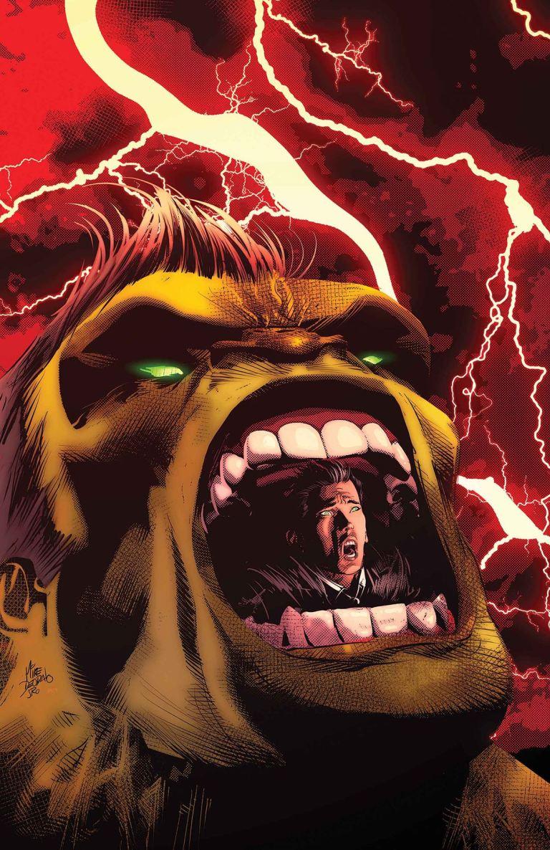 Incredible Hulk #715 (Carlo Barberi Cover)