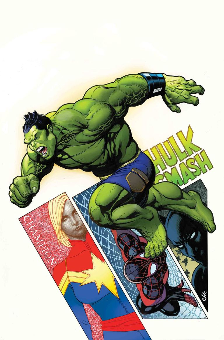Incredible Hulk #717 (Frank Cho Cover)