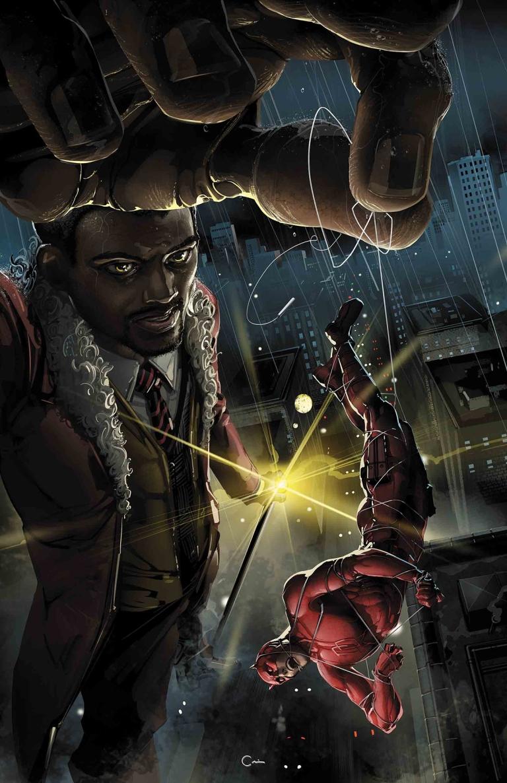 Infinity Countdown Daredevil #1 (Cover A Clayton Crain)