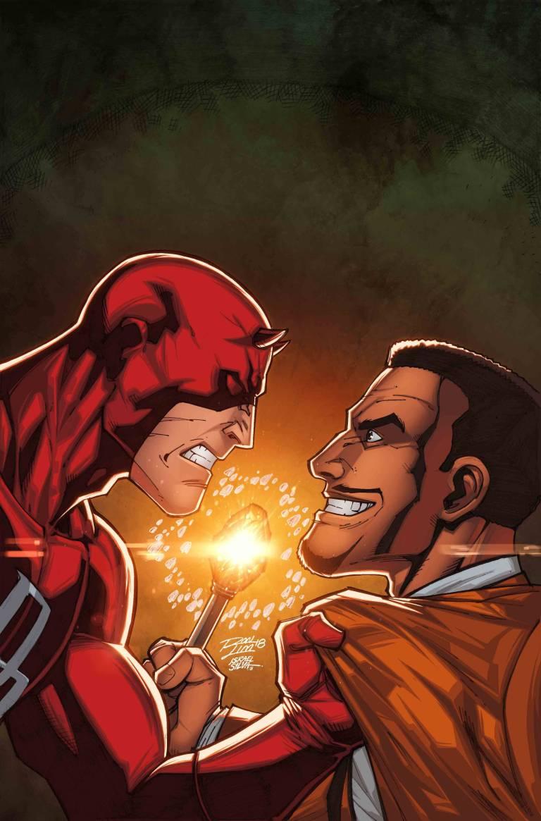 Infinity Countdown Daredevil #1 (Cover B Ron Lim)