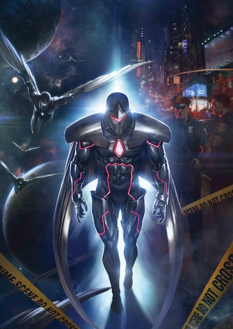 Infinity Countdown Darkhawk #1 (Cover A Skan)