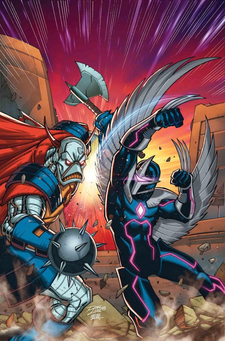 Infinity Countdown Darkhawk #1 (Cover B Ron Lim)