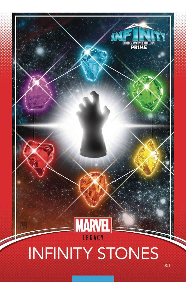 Infinity Countdown Prime #1 (Cover C John Tyler Christopher Trading Card Variant)