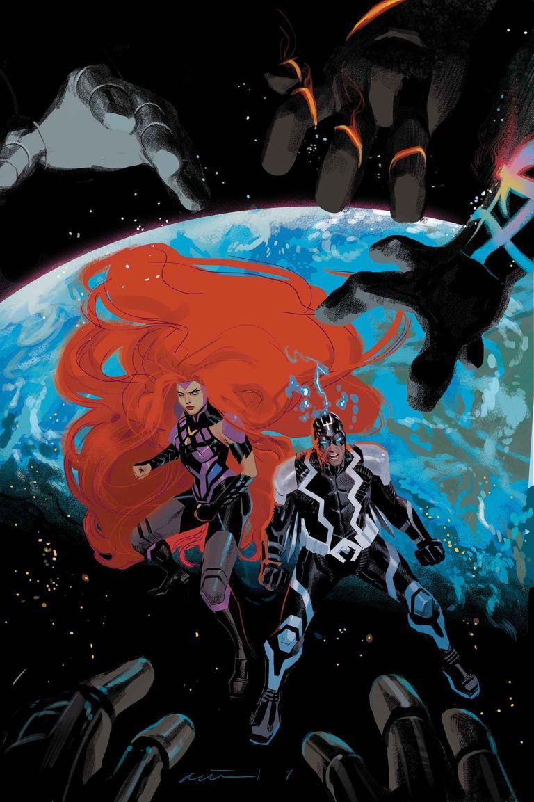 Inhumans Judgement Day #1 (Cover A Daniel Acuna)