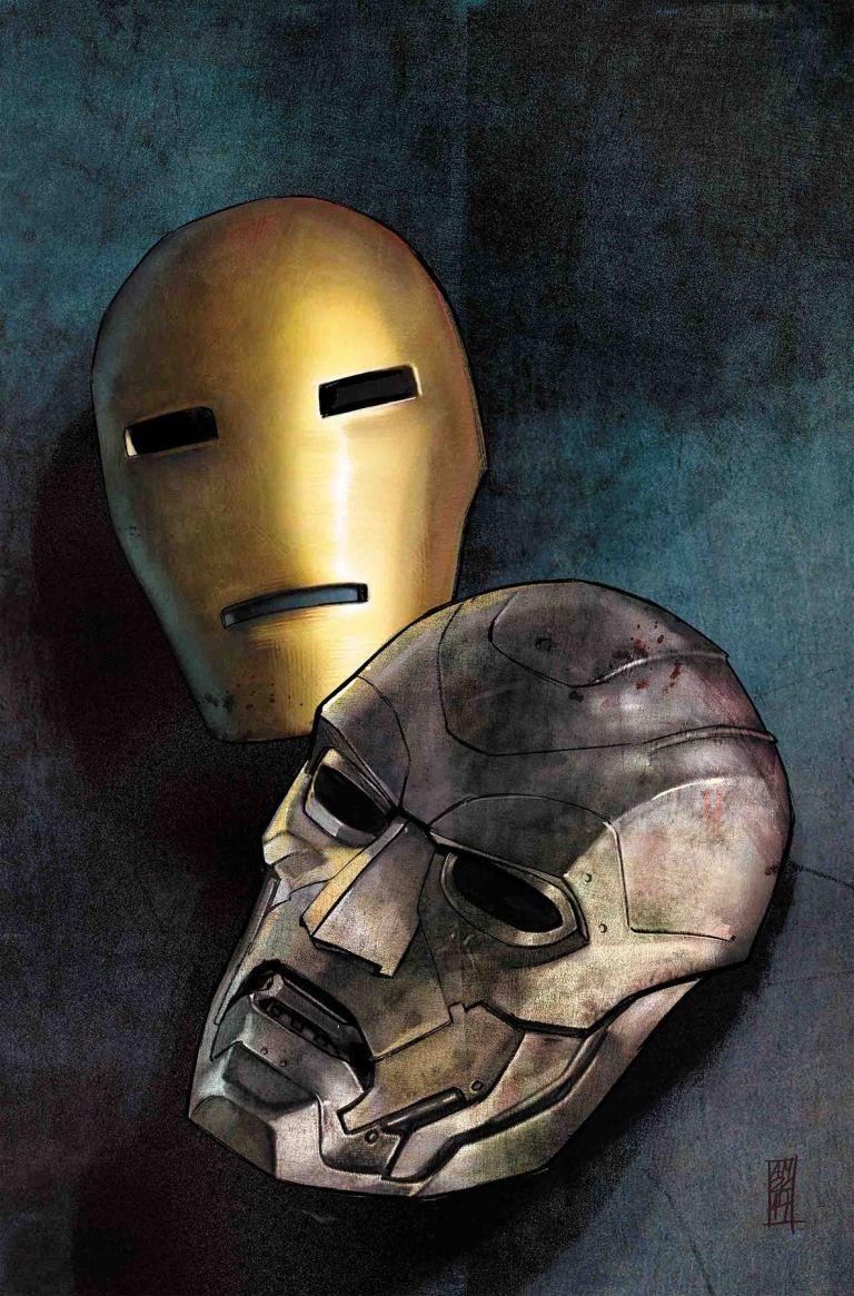Invincible Iron Man #598 (Cover A Alex Maleev)