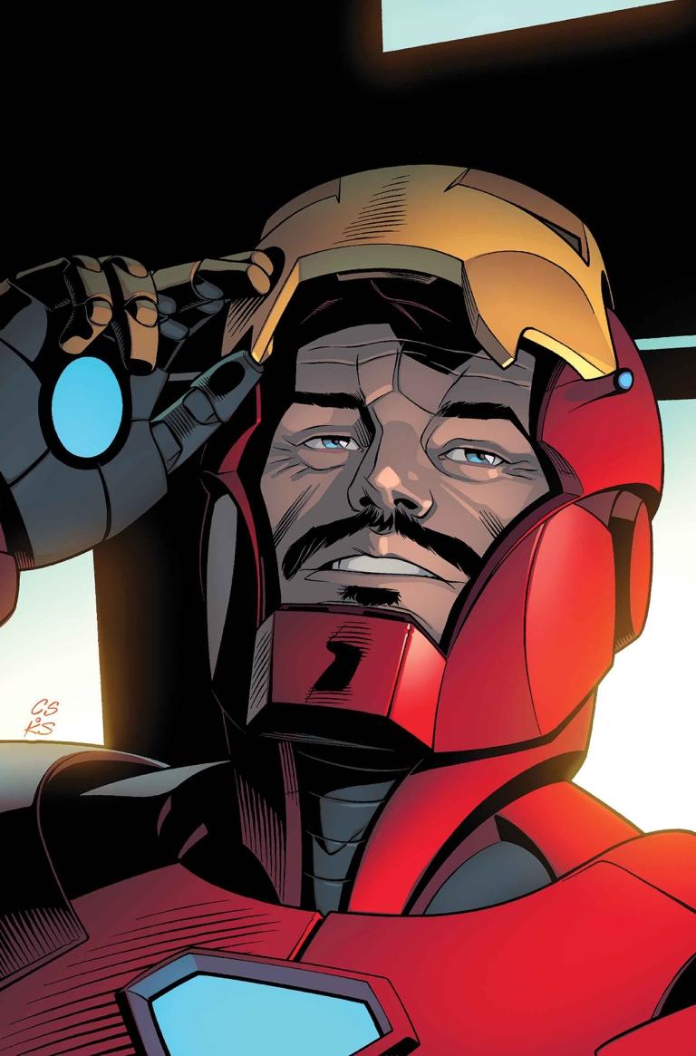 Invincible Iron Man #599 (Cover A Chris Sprouse)