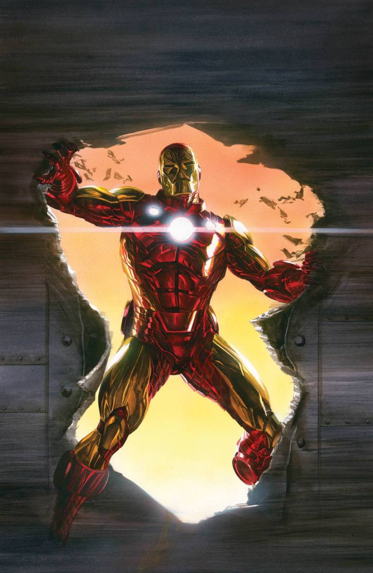Invincible Iron Man #600 (Cover C Alex Ross)