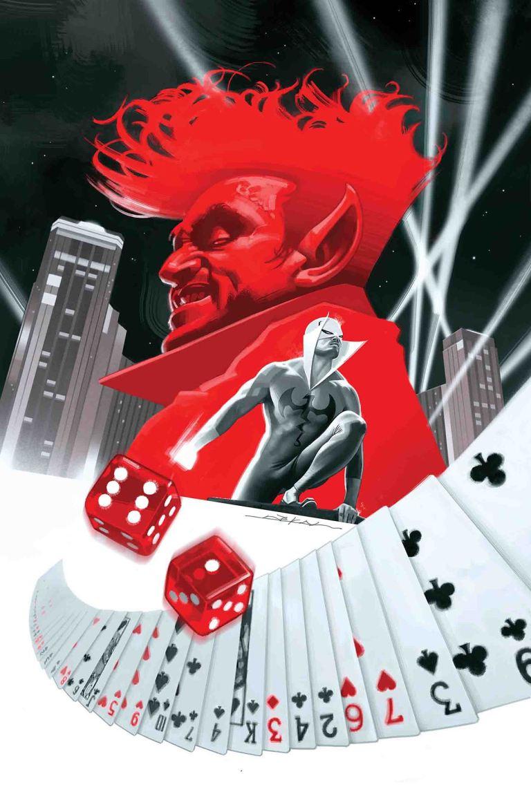 Iron Fist #78 (Jeff Dekal Cover)