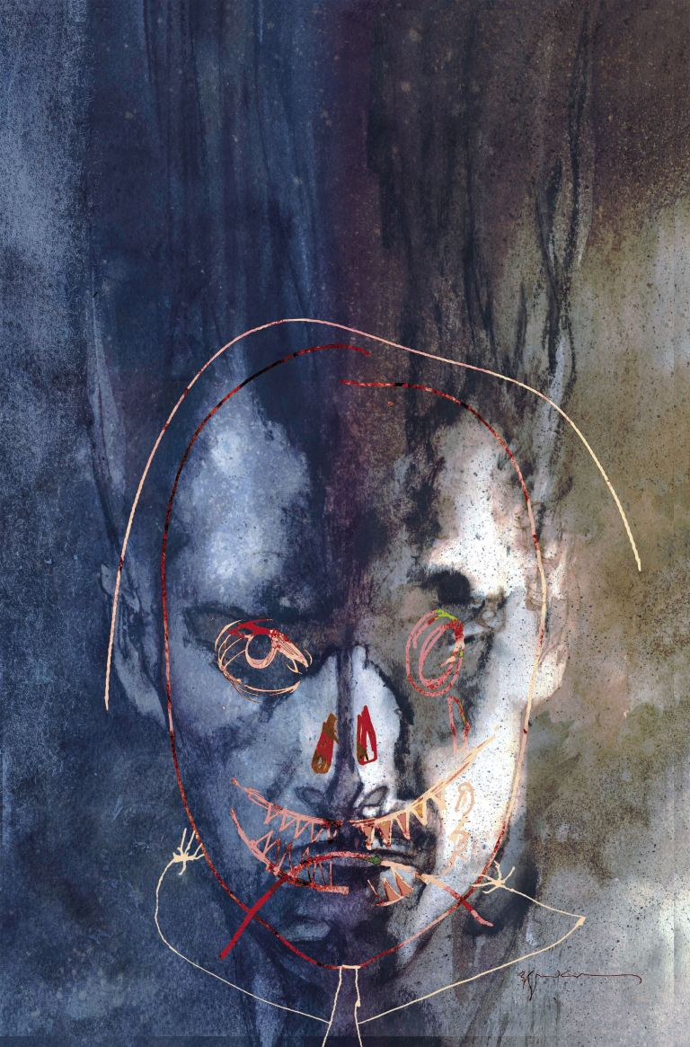 Legion #1 (Cover C Bill Sienkiewicz)