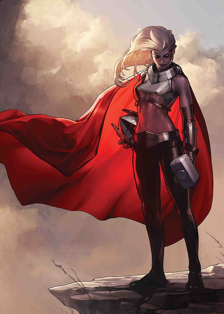 Mighty Thor #705 (Cover B Jee Hyung)