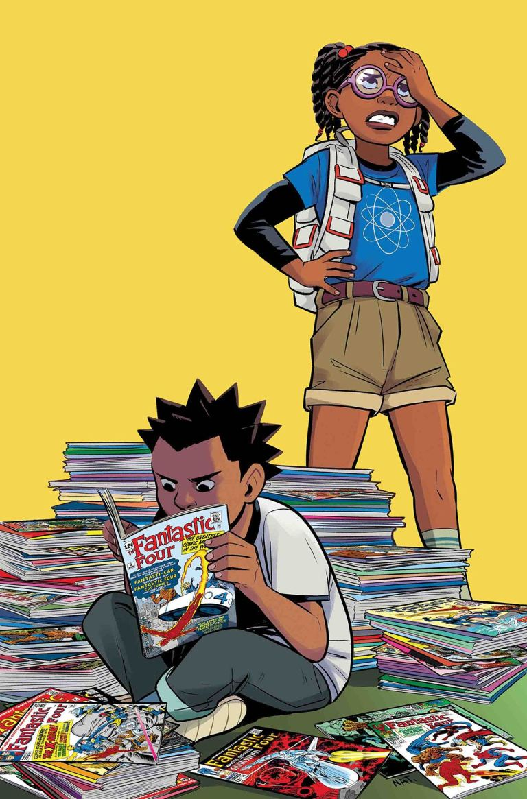 Moon Girl And Devil Dinosaur #29 (Natacha Bustos Cover)