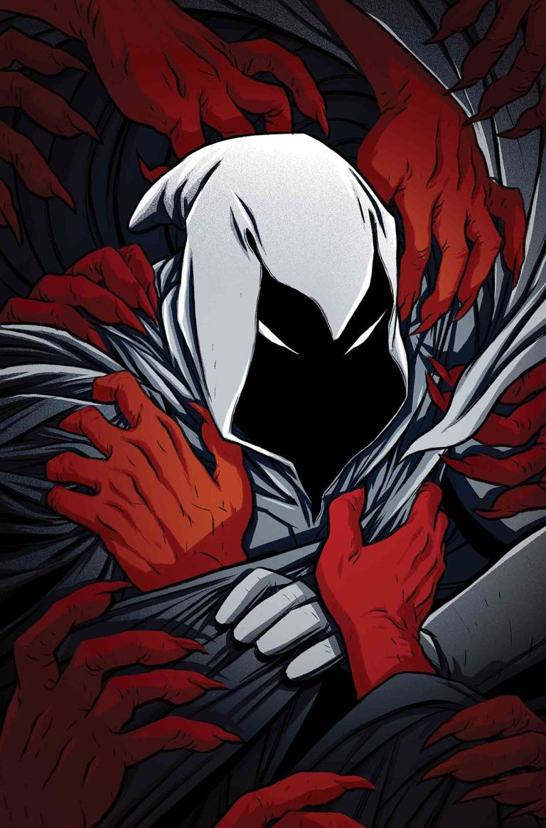 Moon Knight #195 (Becky Cloonan Cover)