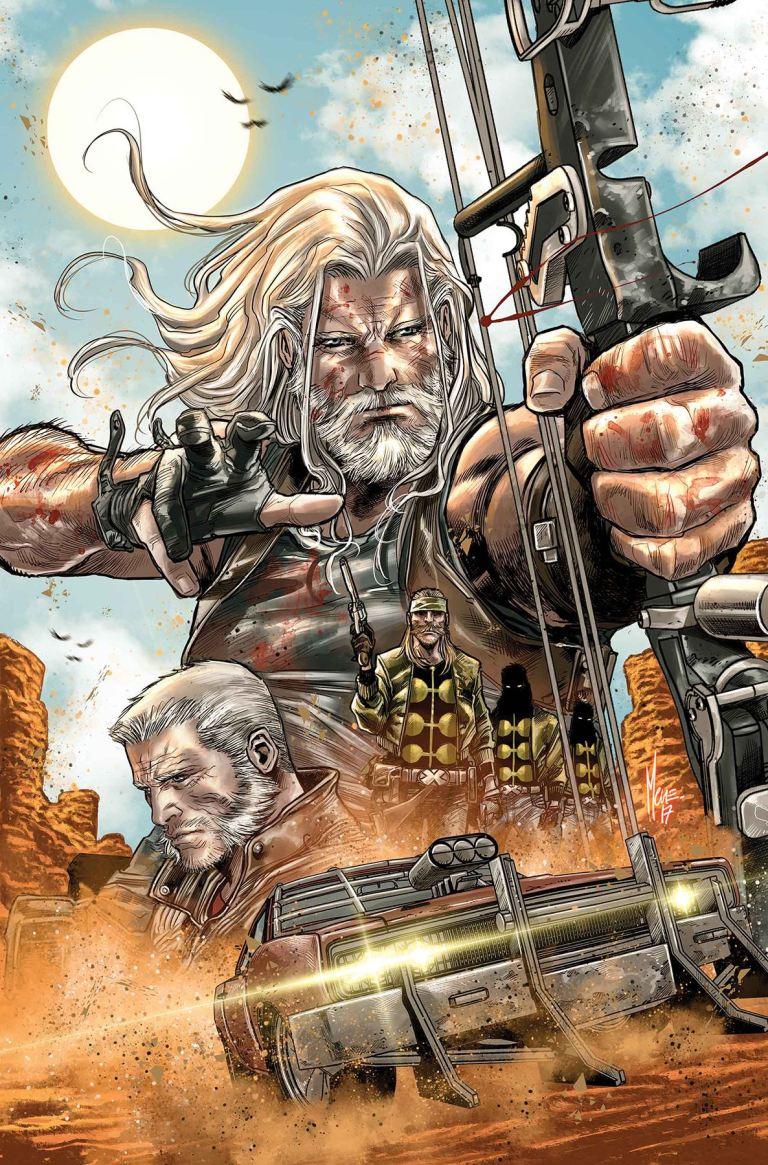 Old Man Hawkeye #1 (Cover A Marco Checchetto)