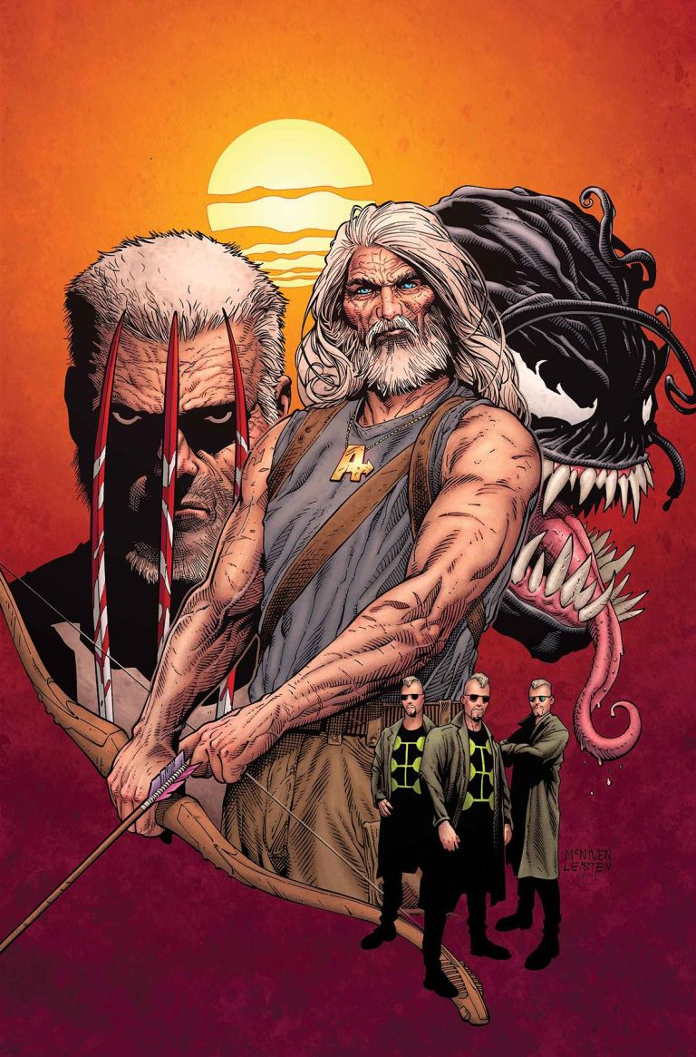 Old Man Hawkeye #1 (Cover C Steve McNiven)