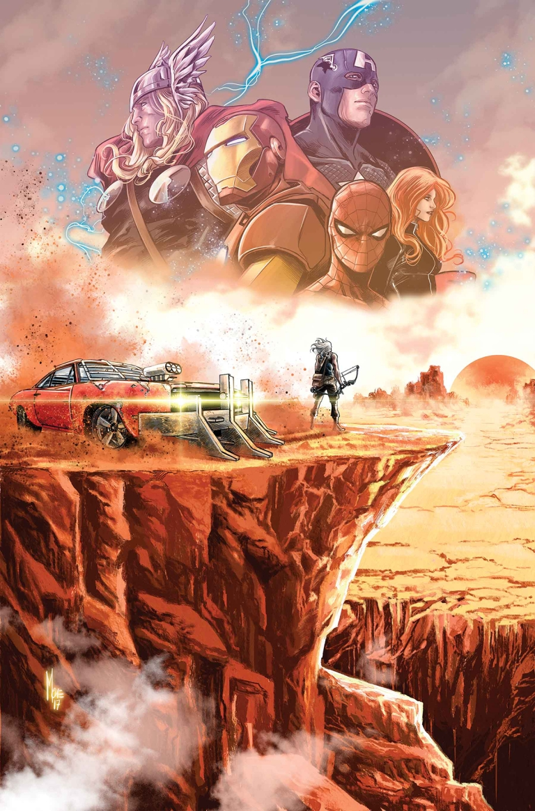 Old Man Hawkeye #2 (Cover A Marco Checchetto)