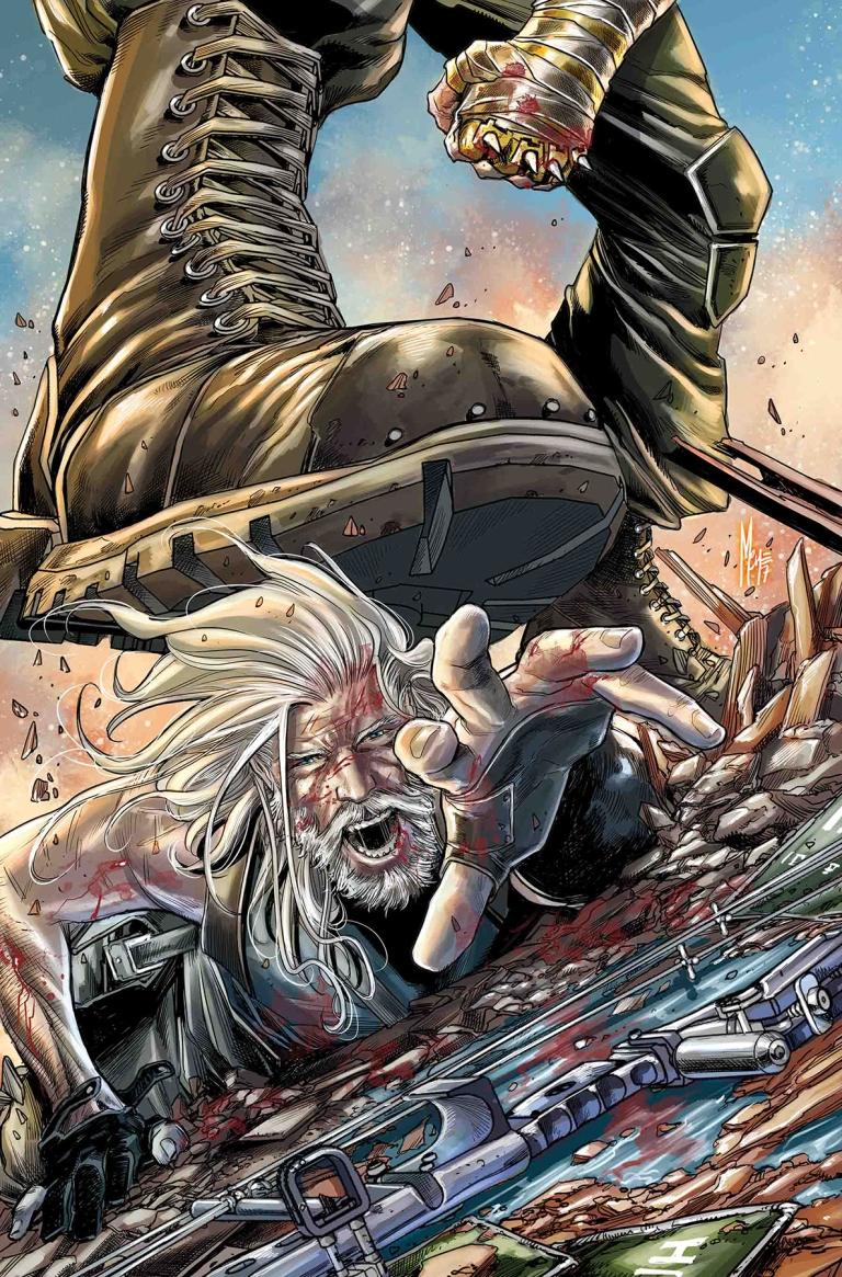 Old Man Hawkeye #3 (Cover A Marco Checchetto)