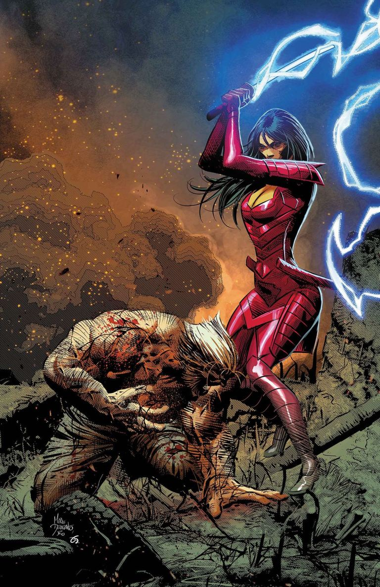 Old Man Logan #35 (Cover A Mike Deodato Jr.)