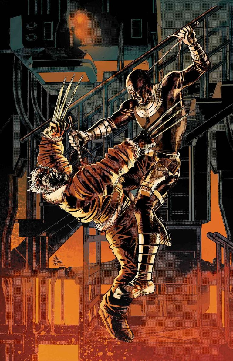Old Man Logan #37 (Mike Deodato Jr. Cover)