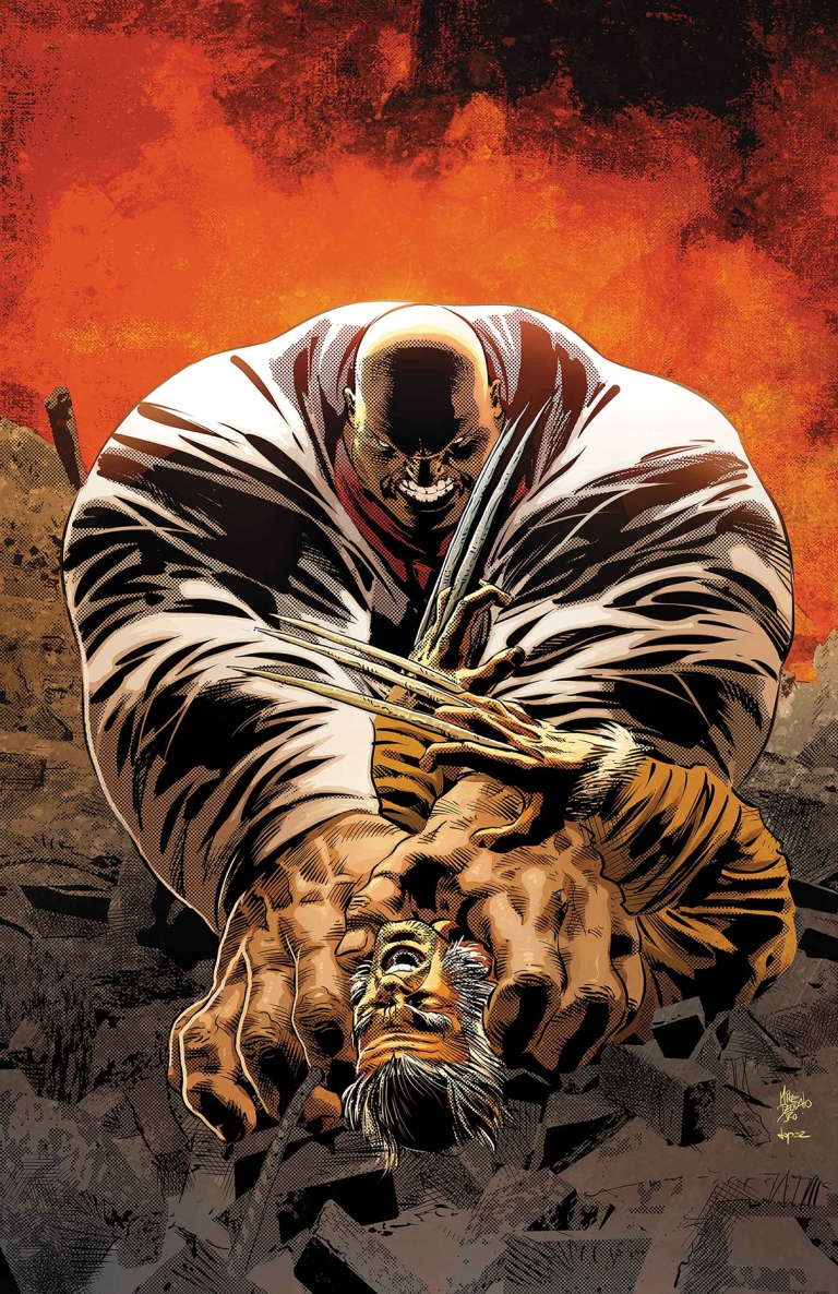 Old Man Logan #38 (Cover A Mike Deodato Jr.)