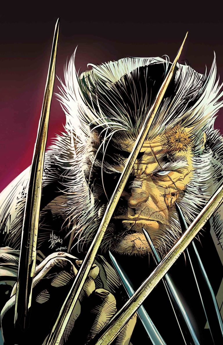 Old Man Logan #39 (Mike Deodato Jr. Cover)