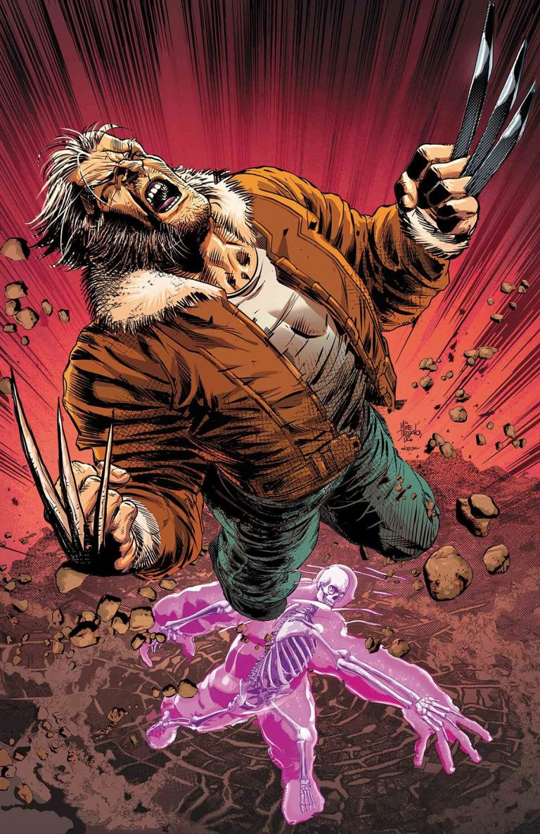 Old Man Logan #40 (Mike Deodato Jr. Cover)