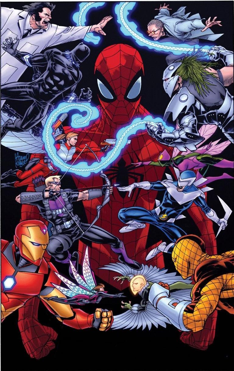 Peter Parker The Spectacular Spider-Man #300 (Cover B Adam Kubert)