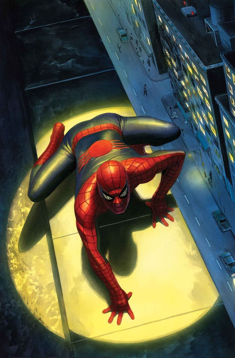 Peter Parker The Spectacular Spider-Man #300 (Cover C Alex Ross)