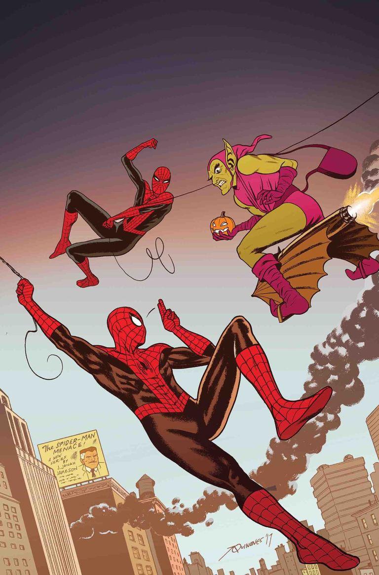 Peter Parker The Spectacular Spider-Man #302 (Joe Quinones Cover)