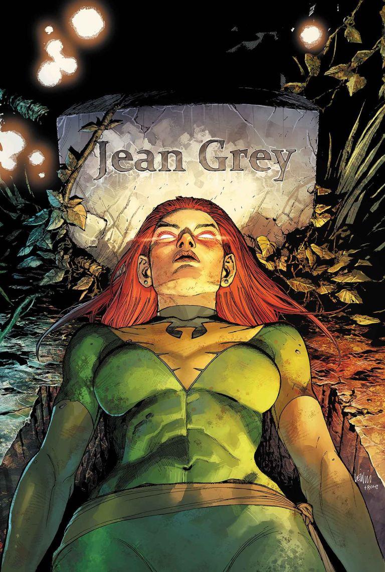 Phoenix Resurrection The Return Of Jean Grey #3 (Cover A Leinil Francis Yu)