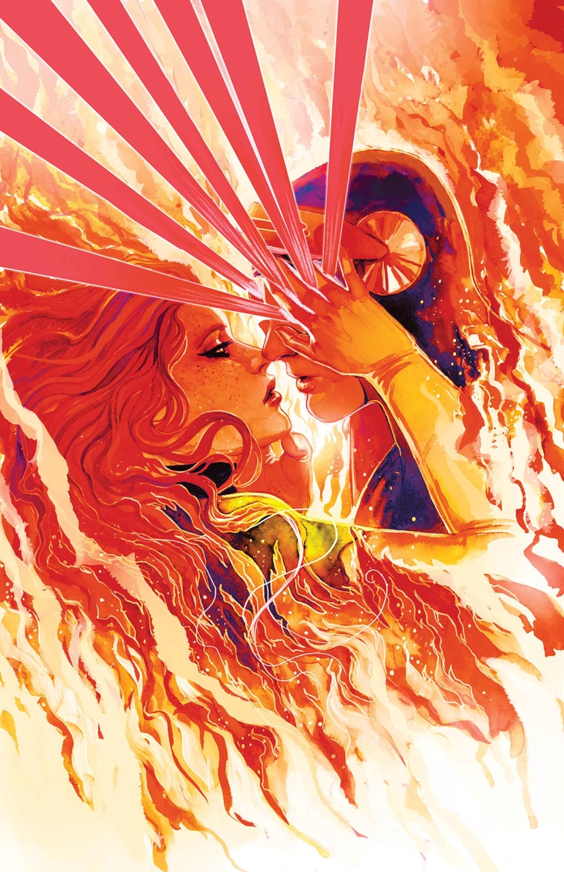 Phoenix Resurrection The Return Of Jean Grey #3 (Cover C Stephanie Hans)