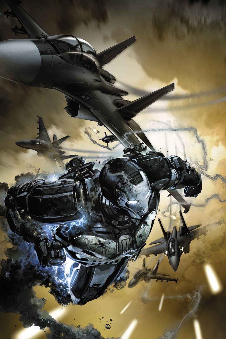 Punisher #221 (Clayton Crain Cover)