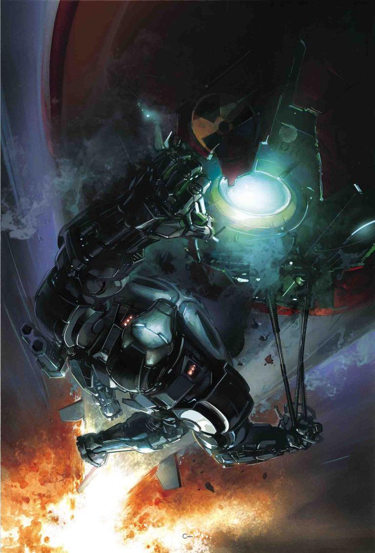 Punisher #222 (Clayton Crain Cover)