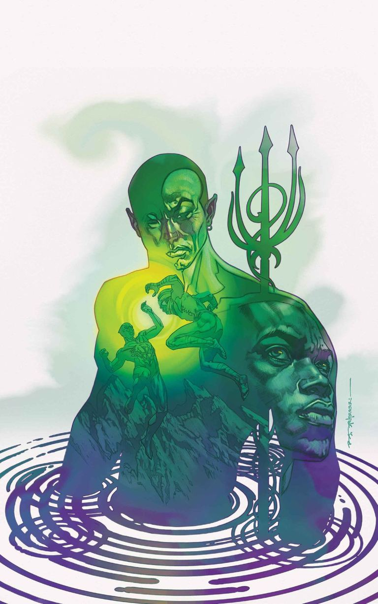 Rise Of The Black Panther #2 (Cover A Brian Stelfreeze)