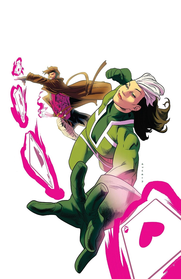Rogue And Gambit #1 (Cover A Kris Anka)