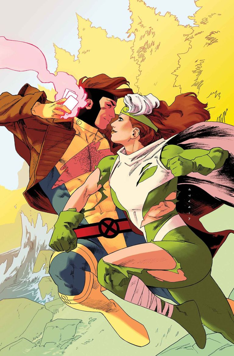 Rogue And Gambit #2 (Cover A Kris Anka)