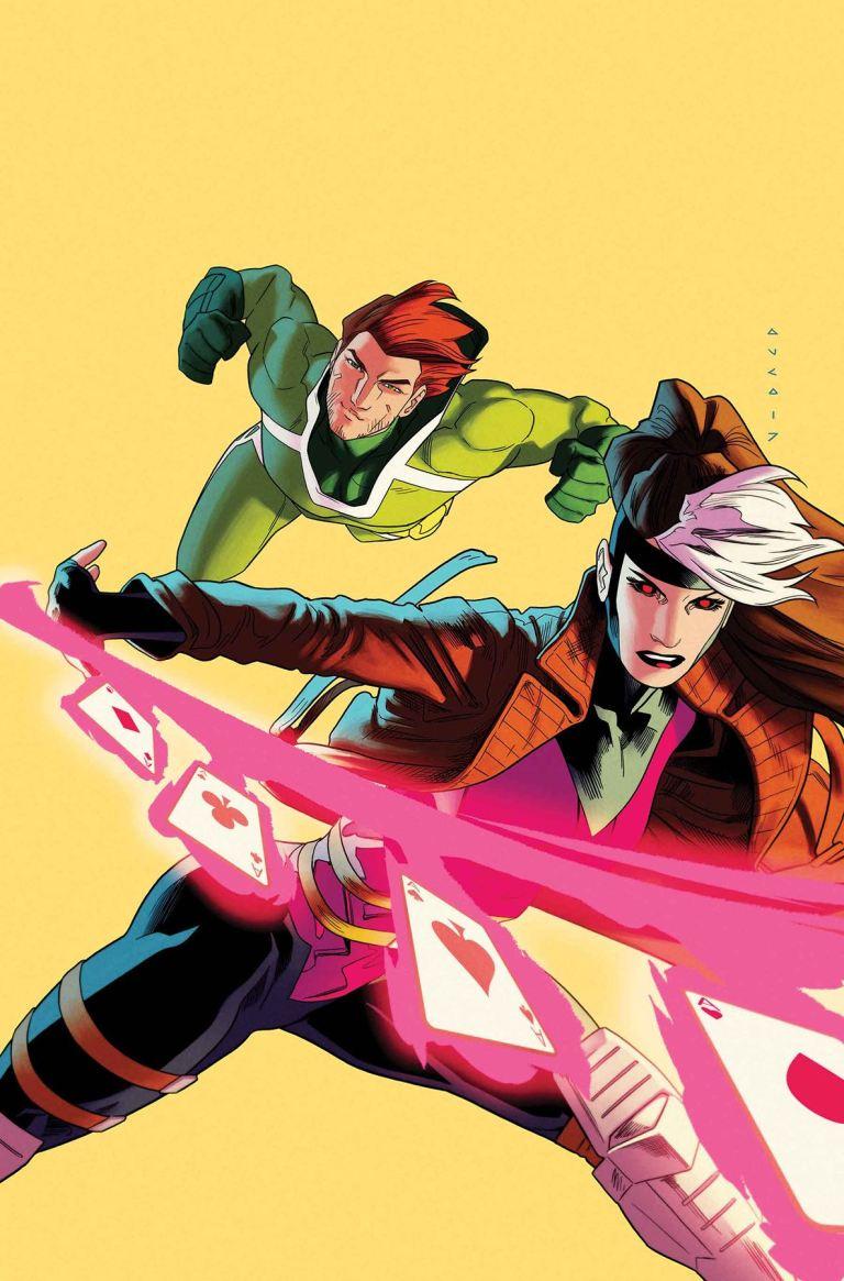 Rogue And Gambit #4 (Kris Anka Cover)