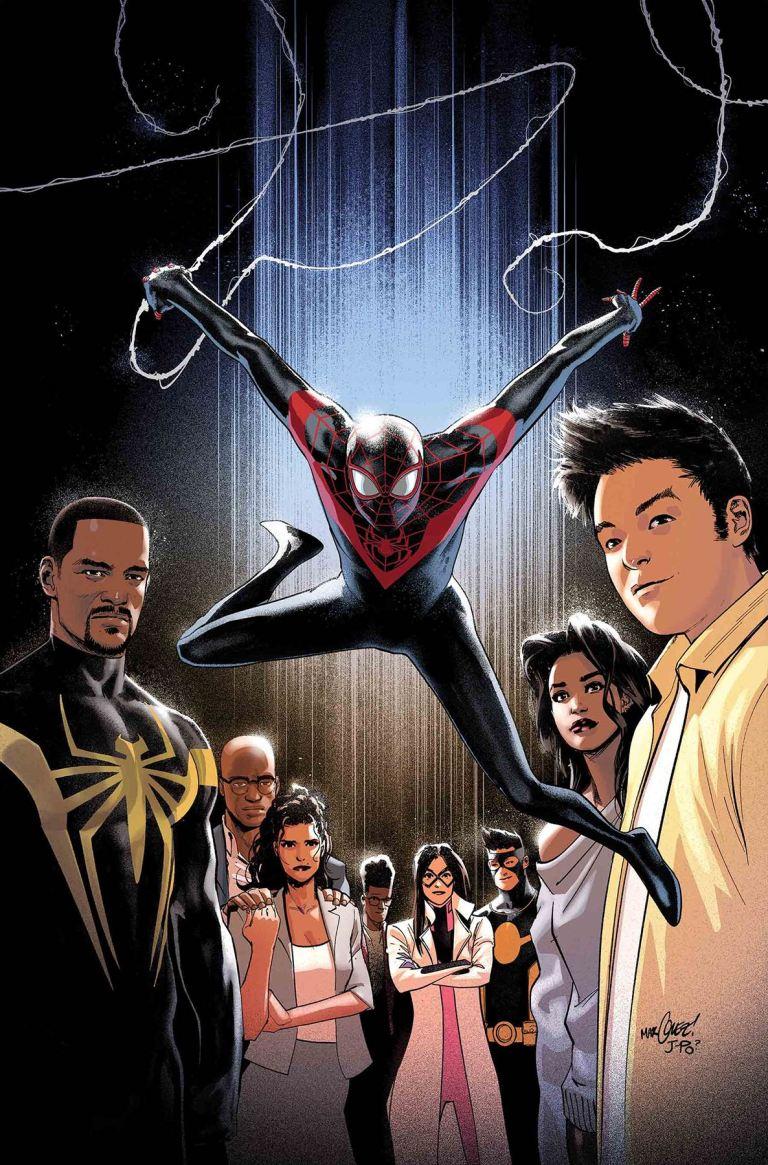 Spider-Man #240 (David Marquez Cover)