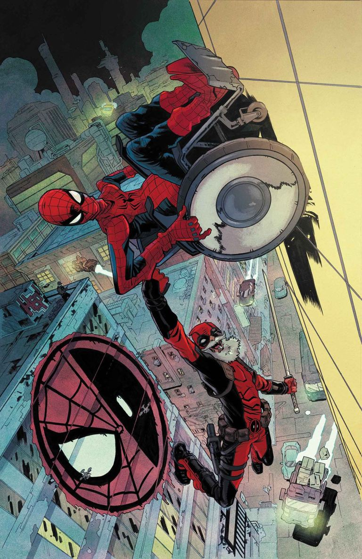 Spider-Man Deadpool #26 (Scott Hepburn Cover)