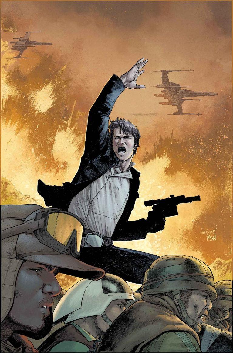 Star Wars #42 (Cover A David Marquez)