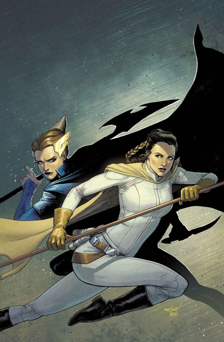 Star Wars #43 (Cover A David Marquez)