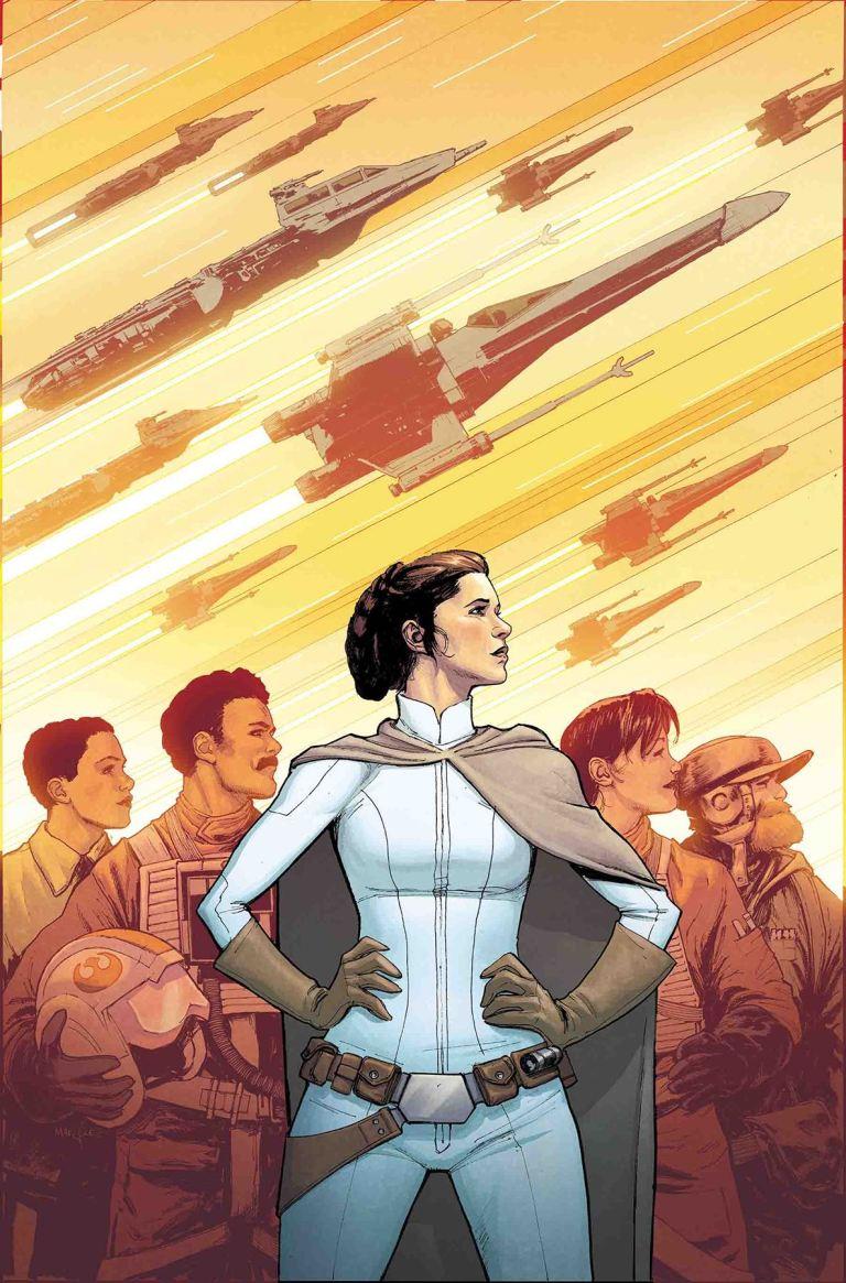 Star Wars #44 (Cover A David Marquez)